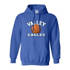 GV 2020-21 Girls Basketball Hoodie Sweatshirt (Royal)