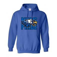 GVMS 2020 NMS Hoodie Sweatshirt (Royal)