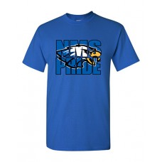 GVMS 2020 NMS Short-sleeved T (Royal)