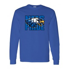 GVMS 2020 NMS Long-sleeved T (Royal)