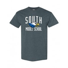 GVMS 2020 SOUTH Short-sleeved T (Dark Heather)