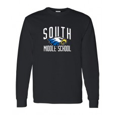 GVMS 2020 SOUTH Long-sleeved T (Black)