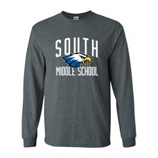 GVMS 2020 SOUTH Long-sleeved T (Dark Heather)