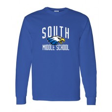 GVMS 2020 SOUTH Long-sleeved T (Royal)