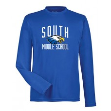 GVMS 2020 SOUTH Dry-fit Long-sleeved T (Royal)