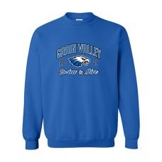 GV 2020-21 Swim Crewneck Sweatshirt (Royal)