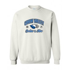 GV 2020-21 Swim Crewneck Sweatshirt (White)