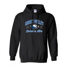 GV 2020-21 Swim Hoodie Sweatshirt (Black)