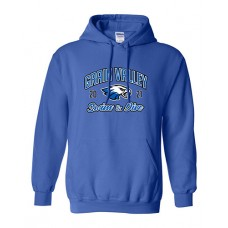 GV 2020-21 Swim Hoodie Sweatshirt (Royal)