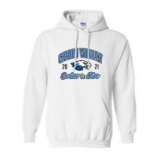 GV 2020-21 Swim Hoodie Sweatshirt (White)