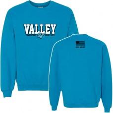 GV 2020-21 Wrestling Crewneck Sweatshirt (Sapphire)