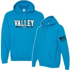 GV 2020-21 Wrestling Hoodie Sweatshirt (Sapphire)
