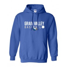 GV Baseball Hoodie Sweatshirt (Royal)