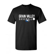GV Baseball Short-sleeved T (Black)