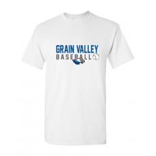 GV Baseball Short-sleeved T (White)