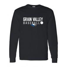 GV Baseball Long-sleeved T (Black)