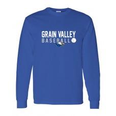 GV Baseball Long-sleeved T (Royal)