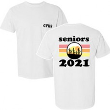 GV Class of 2021 T--Shirt (white)