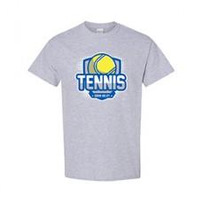 GV Tennis Short-sleeved T (Sport Grey: BALL)